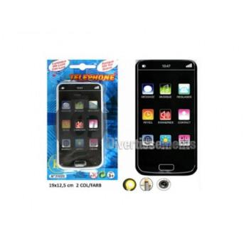 speelgoed geluid en licht smartphone 11.5cm