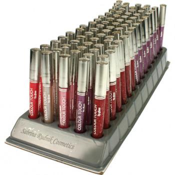 Lip Gloss 7ml met glitter gesorteerd