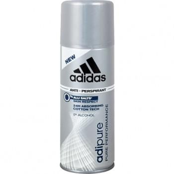 Adidas Desodorante en spray 35 ml Adipure Hombres