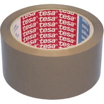 Klebefilm Packband TESA extra breit 66x50mm braun