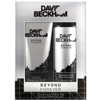 David Beckham GP Deodorant 150ml + Shower 200ml Be