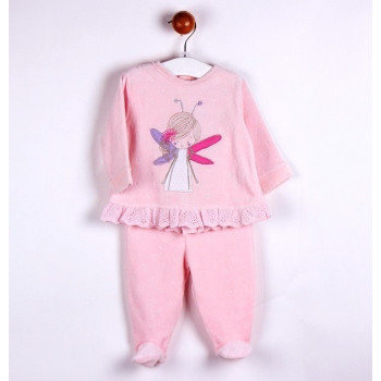 Kinderen en baby's kleding - pyjama derde-hair