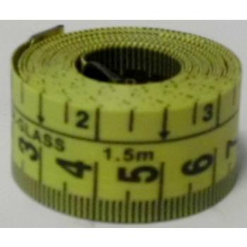 Tailor ruban à mesurer dans l'encadré