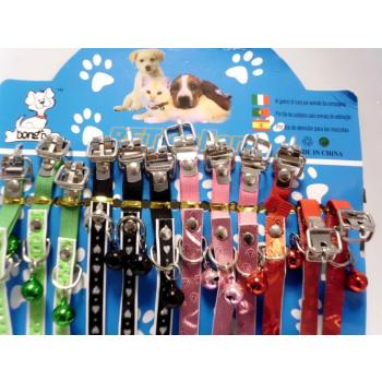 Collar de perro con Glockechen