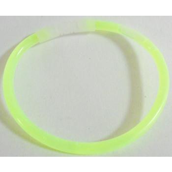 100 Leuchtstick verde