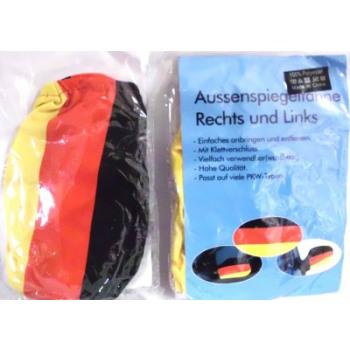 espejos de coche con Alemania color