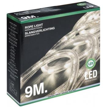 LED-Lichtschlauch 9m warmweiß