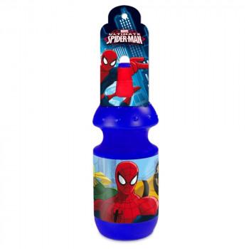 Plastic bottle Spiderman - 400ml