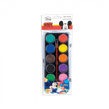 Palette Painting Water Mickey - 12 Colors