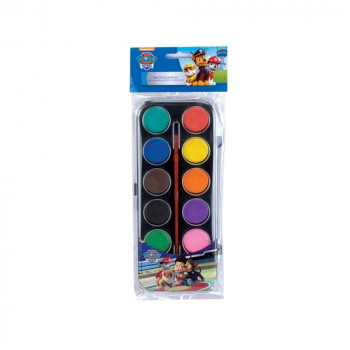 Palette Painting Water PAT PATROL - 12 Color