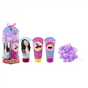 Box Shower Gel + Shampoo Fresh Water + + E