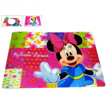 Set de Table Hologramme Minnie - (Assortiment de 2