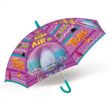 Parapluie Manuel 45cm TROLLS