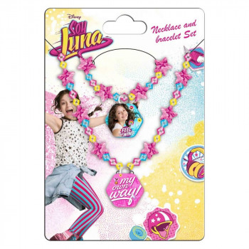 Set Necklace + Bracelet SOY LUNA - (Display 1