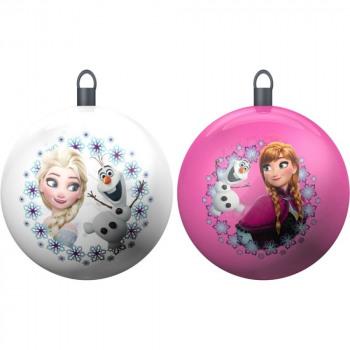 Set of 2 Christmas balls 8cm THE SNOW QUEEN -