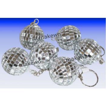 Boule Disco Ball Keychain Disco