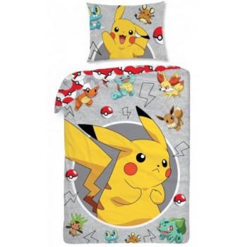 Pokémon linen 140 x 200cm, 70 x 90 cm