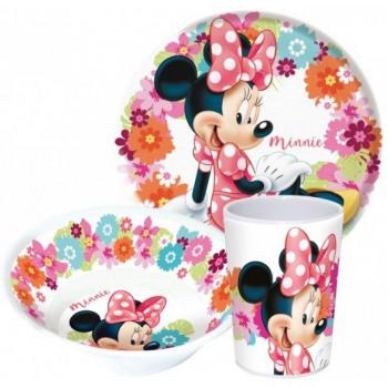 Kitchenware, melamine set from Disney Minnie