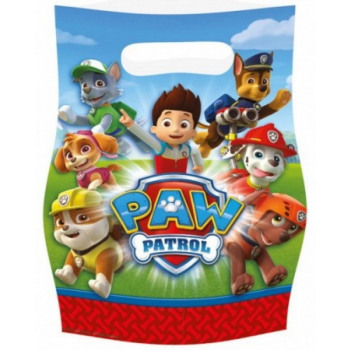 Paw Patrol, Paw Patrol Gift Bag 8 pcs