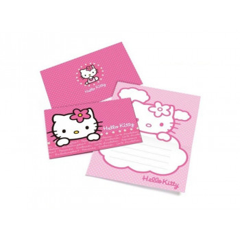 Birthday Invitations Hello Kitty From Wholesale And Import