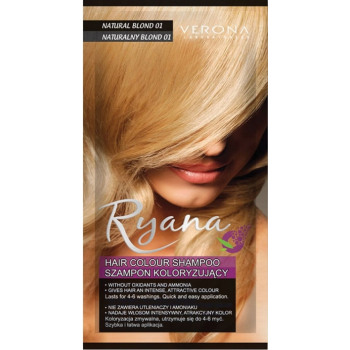 shampooing colorant 10 2 n 1 blond naturel - Shampoing Colorant Blond