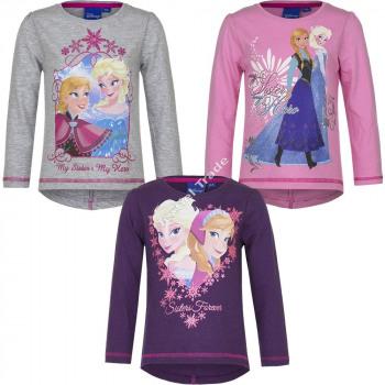 El Reino del Hielo - Frozen camiseta manga larga