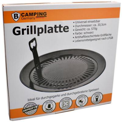 Camping Grillplatte Universal 30,5 cm