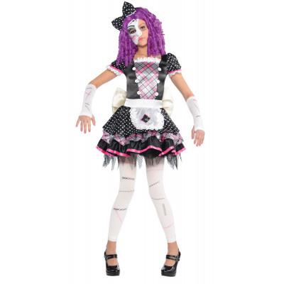 e48bad0759 Kostium dziecięcy Damaged Doll 4 - 6 lat hurtownia lub import