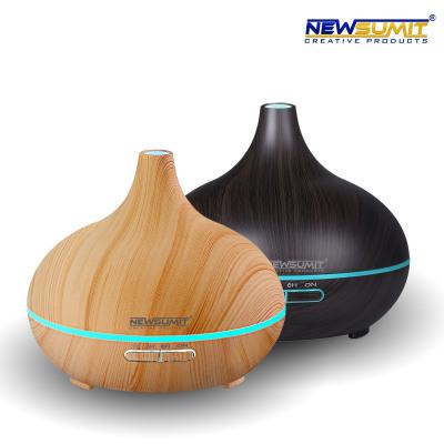 Humidificador ultrasónico 150ml - madera claro