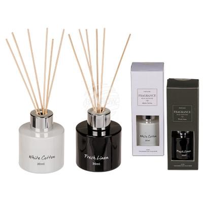 Room fragrance, 30 ml (White Cotton, Fresh Linen