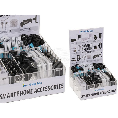 Mobile phone accessories, 87-piece