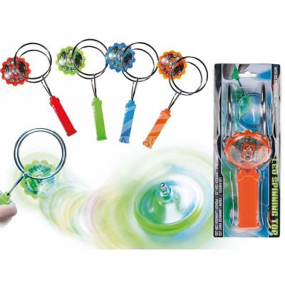 Spin magnétique avec LED changeant de couleur, inc