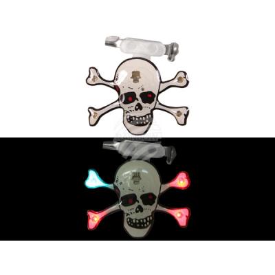 Blinkie Blinky LED Lapel Pins
