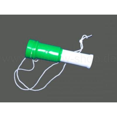 Fantröten horns Air Blaster green white Nigeria