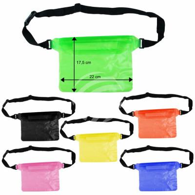 PVC beach bag outdoor belt bag