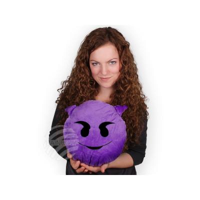 Pillow emoticon * evil grin *