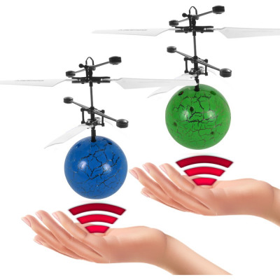 LED Magic Flying Induction Ball Infrared controlle