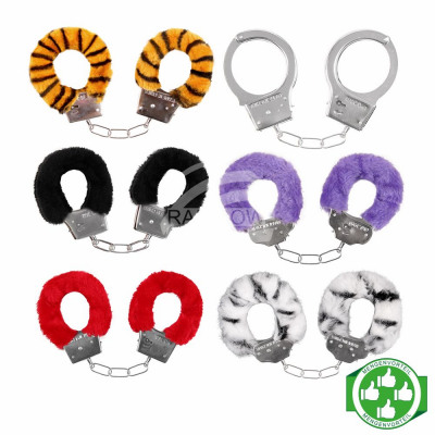 Starter Package Plush Handcuffs