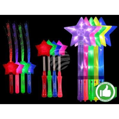 Package star glow sticks Starter