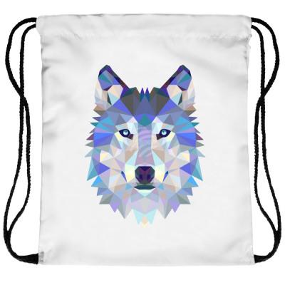 Backpack Turnbeutel Wolf