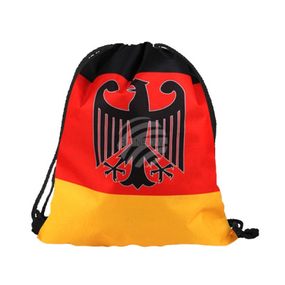 Gymbag, Gymsac Germany black, red gold