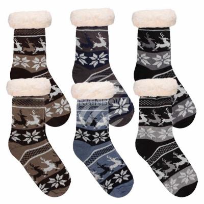 Christmas socks hut socks for men