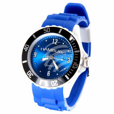 Hamburg cities Watches countries watches silicone