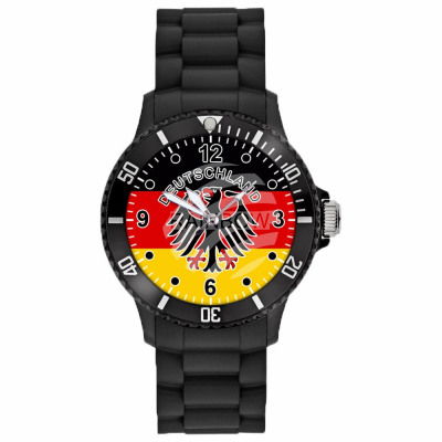 Silicone watch Germany
