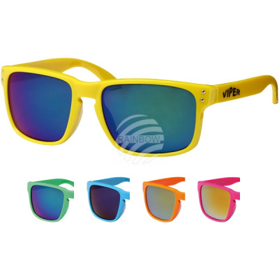 Ladies and Gentlemen sunglasses Vintage Retro neon