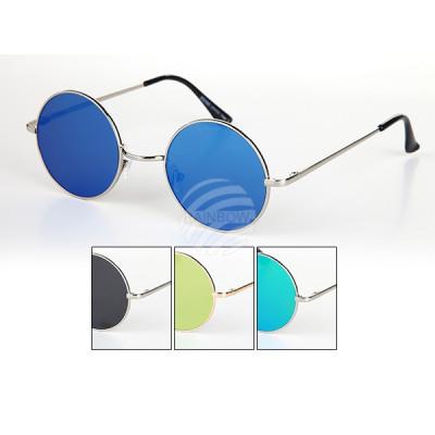 Ladies and Gentlemen sunglasses Retro Flat Glass