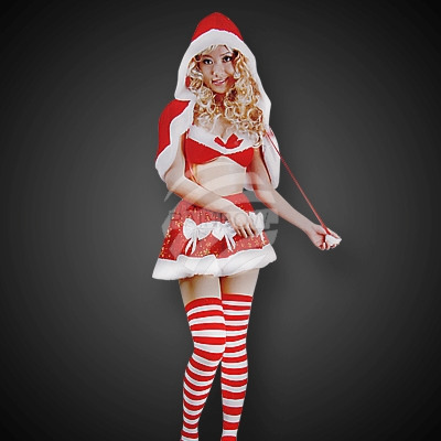 WK-104 Sexy Christmas Costumes for Women