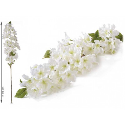 Wholesale white artificial peach flowers from wholesale and