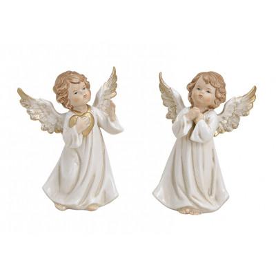 ANGEL PORCELAIN 2-FACH assorted 9X7X15CM