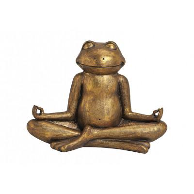 Yoga Rana d'oro Poly, B43 x T20 x H29